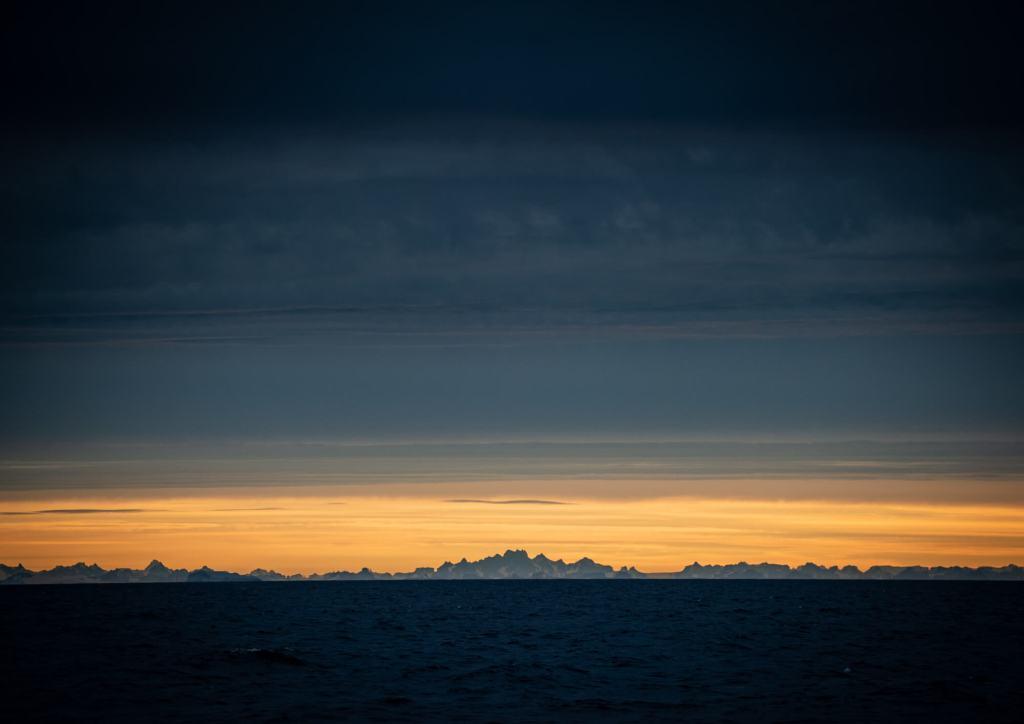 East Greenland Coast Denmark Strait