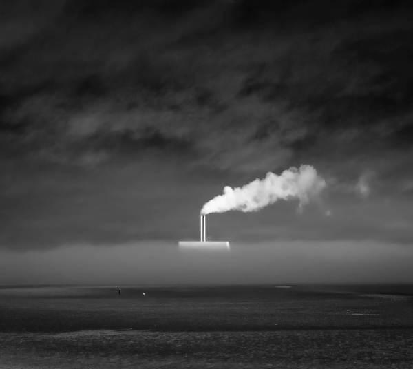Fog Making Factory Dublin Bay