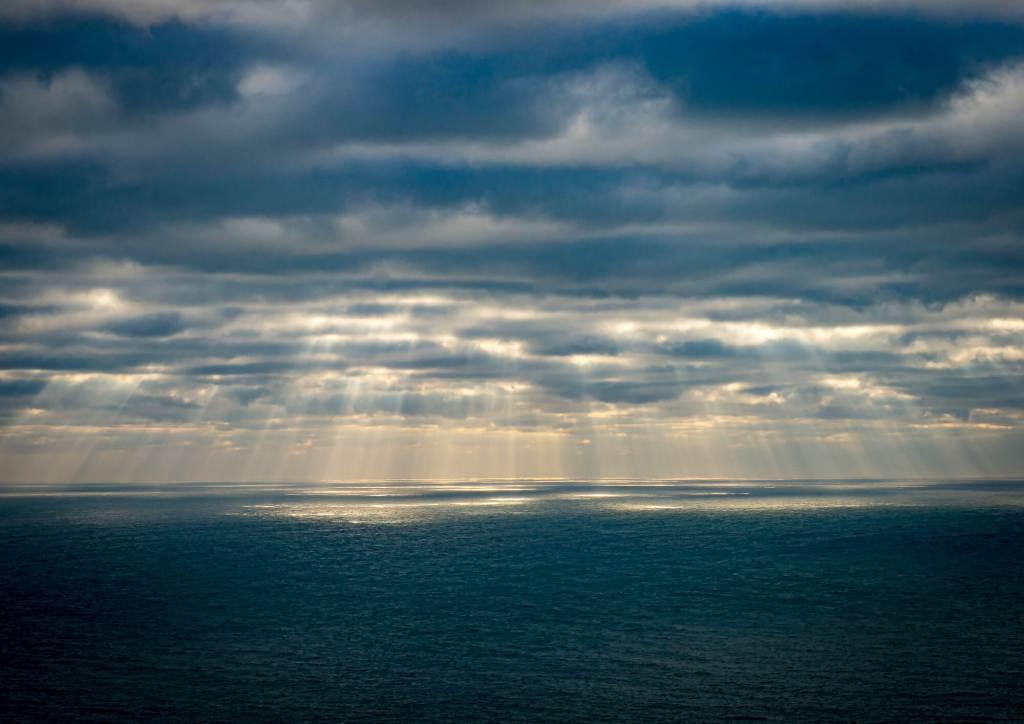Light on Atlantic Dursey Island West Cork