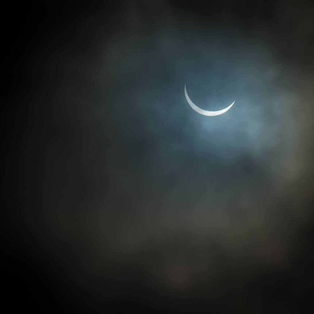 Lunar Eclipse Dublin 2015
