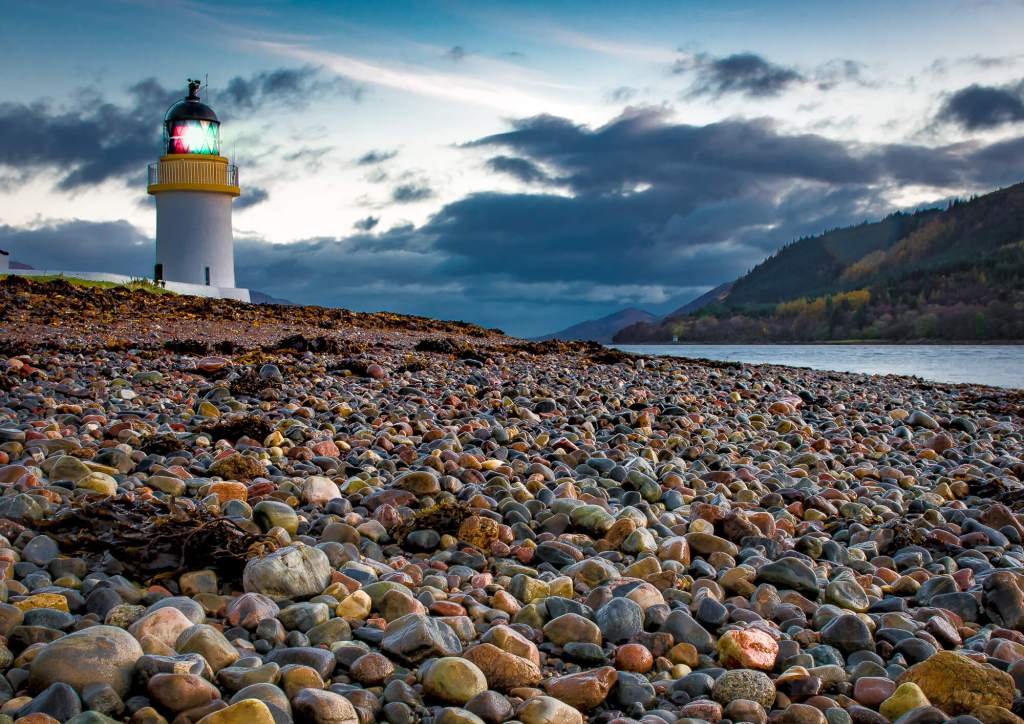 Ardgour Lighthouse Loch Linnhe, Fort William.