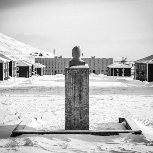 Svalbard Longyearbyen Pyramiden Lenin