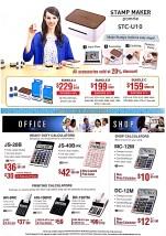 Casio Brochure   IT SHOW 2017   Pg2