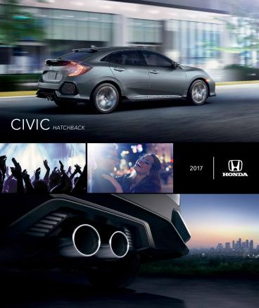 Honda Civic Hatchback 2017 | pg3