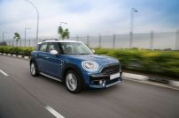 MINI Countryman Exterior 2017 Singapore | Pg1