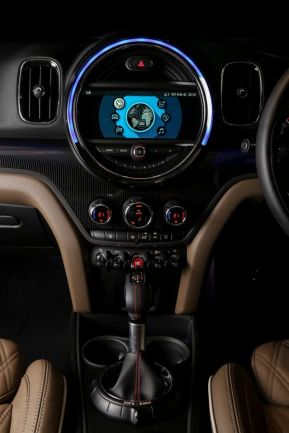 MINI Countryman Interior 2017 Singapore | Pg3