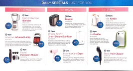 Philips Carnival Sale | 19-21 May 2017 | pg2
