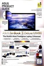 ASUS ZenBook Transformer VivoBook ROG Desktop @ PC Show 2017 | PG1