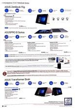 ASUS ZenBook Transformer VivoBook ROG Desktop @ PC Show 2017 | PG4