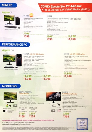 Acer @ COMEX 2017 | pg8