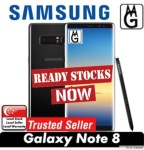 SAMSUNG GALAXY NOTE 8/ 6GB RAM/ 64GB ROM/ LOCAL SAMSUNG 1 YEAR WARRANTY