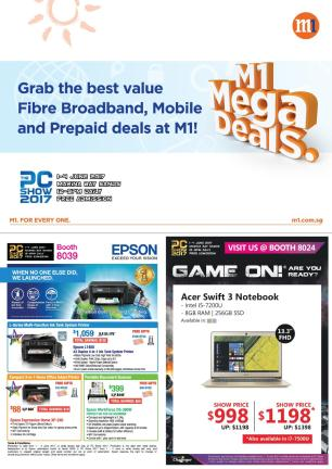The PC Show 2017 Brochures | PG10