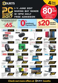 The PC Show 2017 Brochures | PG7