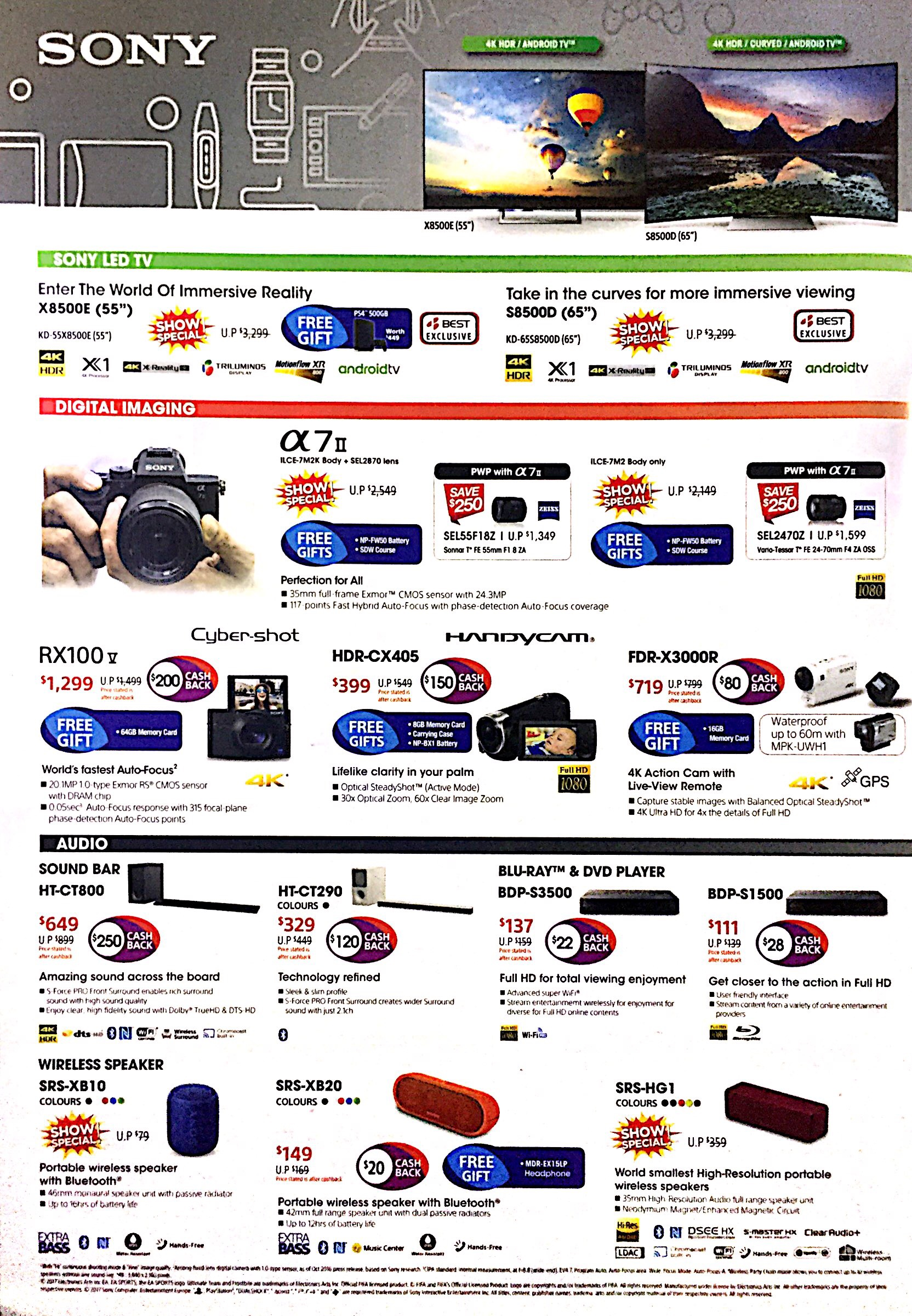 CEF Consumer Electronics Fair 2017 | 2 - 5 November | Suntec Singapore | pg6