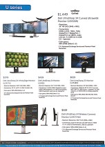 Dell Monitor Deals @ CEF Show 2017 | Brochure pg4