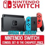 Nintendo Switch Console Super Bundle