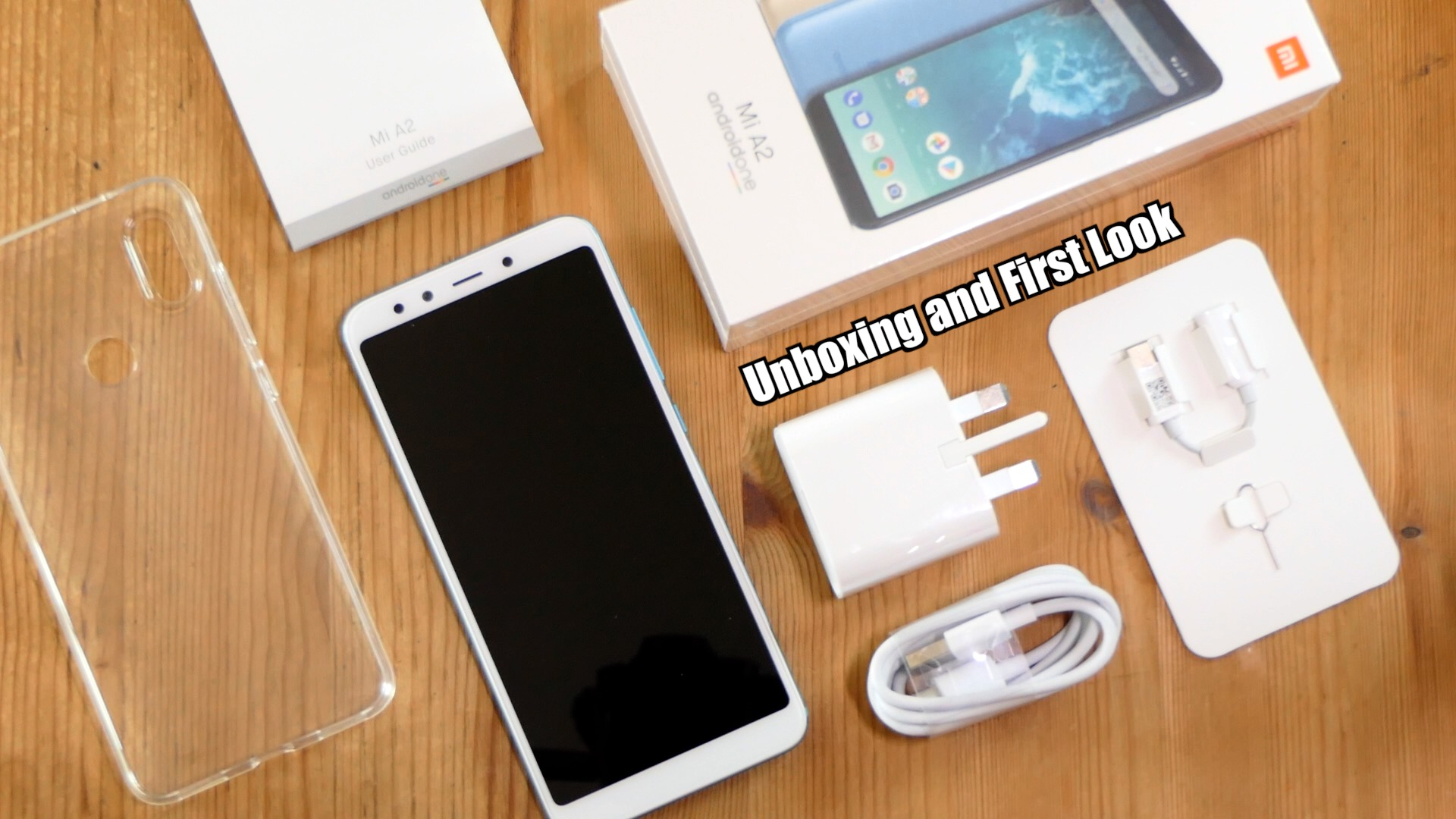 Xiaomi Mi A2 Review – Unboxing and First Look – AdrianVideoImage