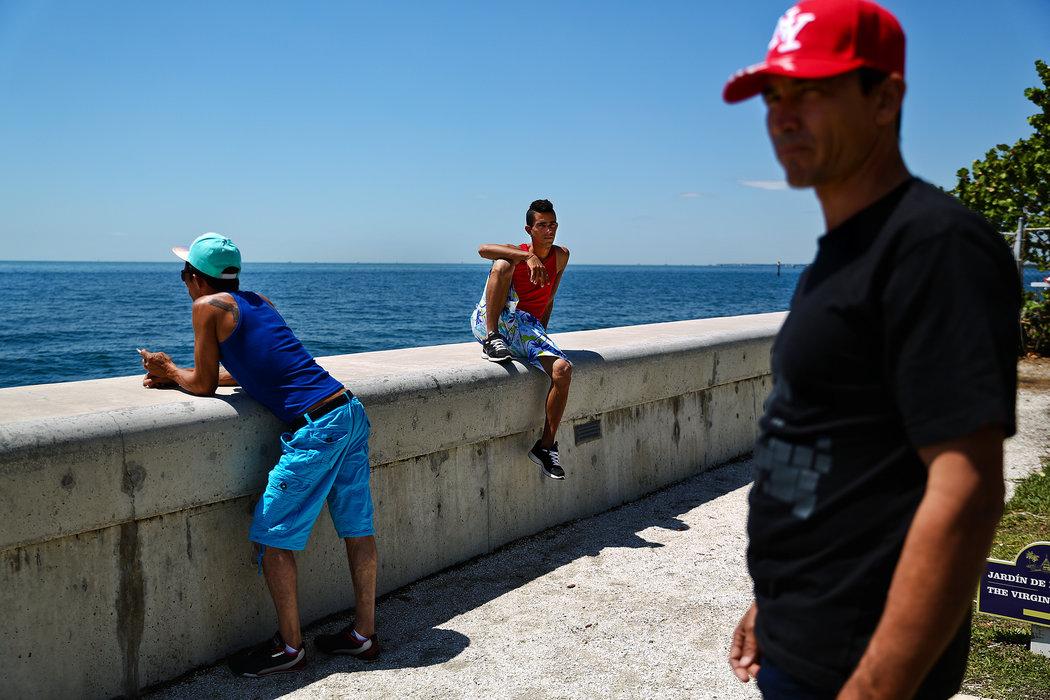 Una travesía de Cuba a Miami: una balsa improvisada, algo de suerte y un poco de intervención divina