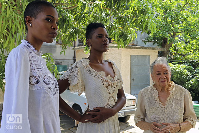 Carmen Fiol: haute couture cubana