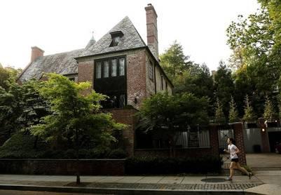 Cómo es la mansión donde vivirá la familia Obama tras dejar la Casa Blanca