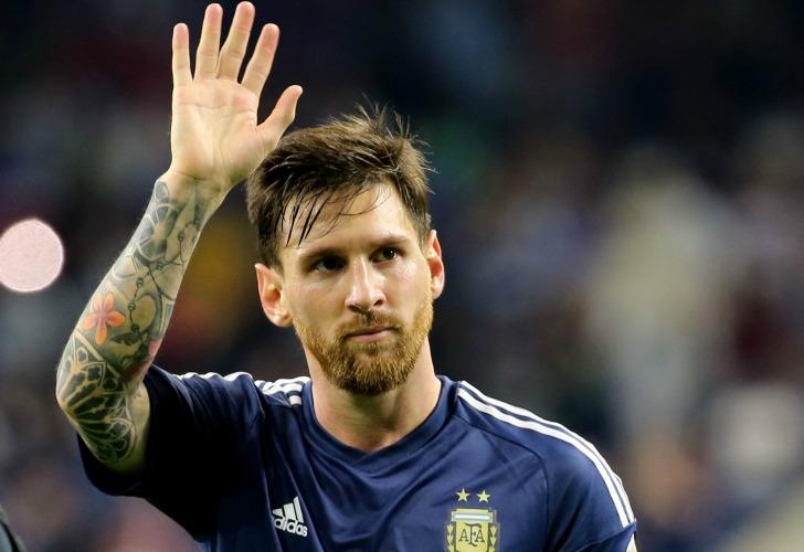 La advertencia de Messi -Gonzalo Bonadeo