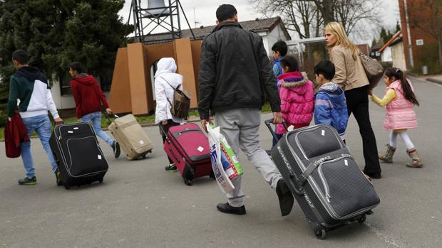 Un refugiado sirio devuelve 50.000 euros que había encontrado en Alemania