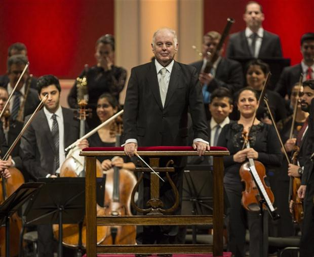 Barenboim volvió y entregó un Mozart que no se olvida