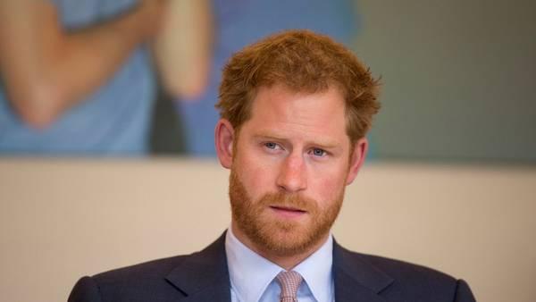 El príncipe Harry, arrepentido por tardar en hablar de la muerte de Lady Di