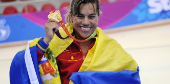 """Atleta venezolana: """"Gobierno utiliza el deporte para traficar drogas"""""""