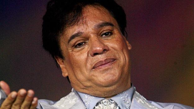 ¡Muere el cantante Juan Gabriel!