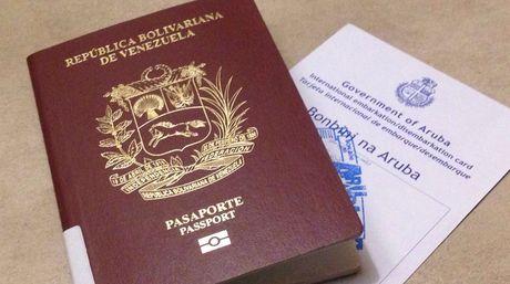 De periodista a mesonero, la historia de un inmigrante venezolano en Aruba