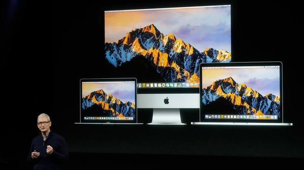 Apple presentó su nueva MacBook Pro