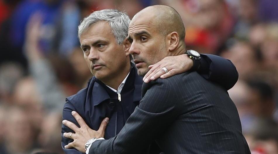 La desesperada situación de Mourinho y Guardiola