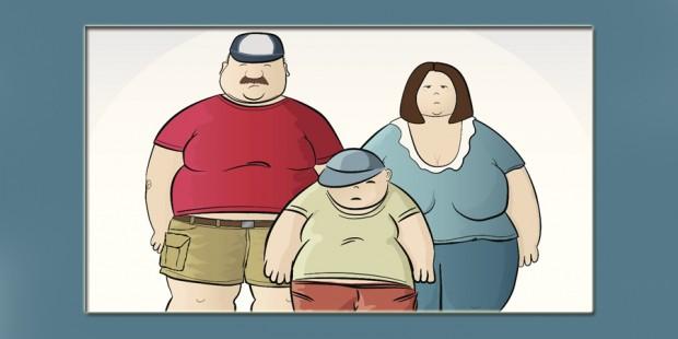 Los países con más obesos en el mundo