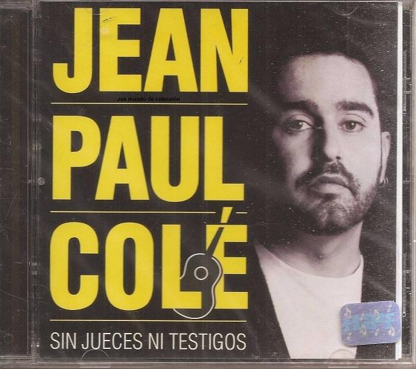 JEAN PAUL COLE (1955-2017)