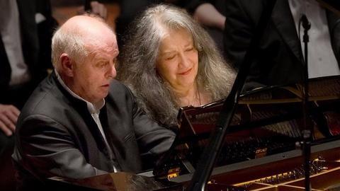 Barenboim-Argerich 2017 gratis: horario, fecha y entradas para el concierto en la plaza del teatro Colón en Buenos Aires