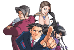 Ace Attorney Series