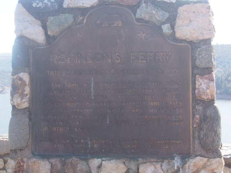 Robinson's Ferry