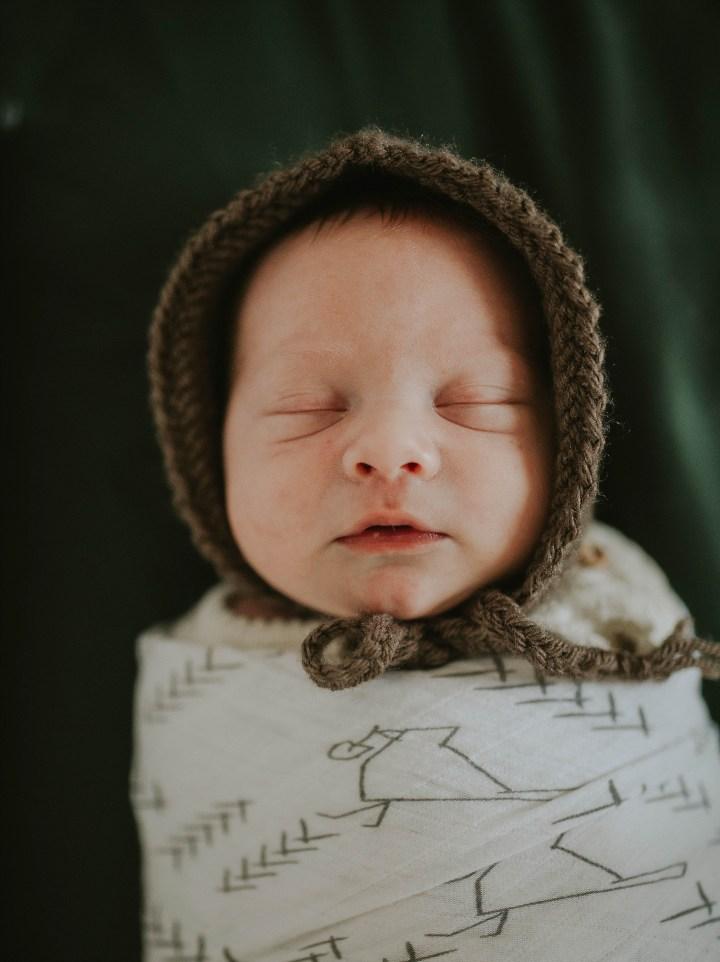 Baby B |Adri De La Cruz – Chicago + West Suburbs best newborn and family photographer