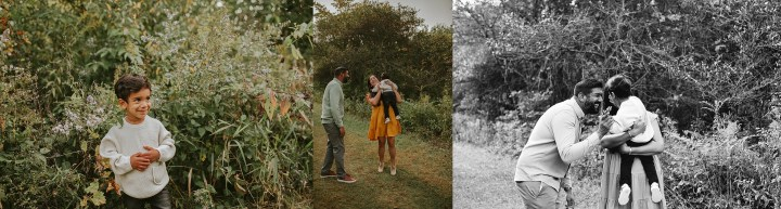 FAMILY IN BOLIGBROOK TAKING PHOTOS