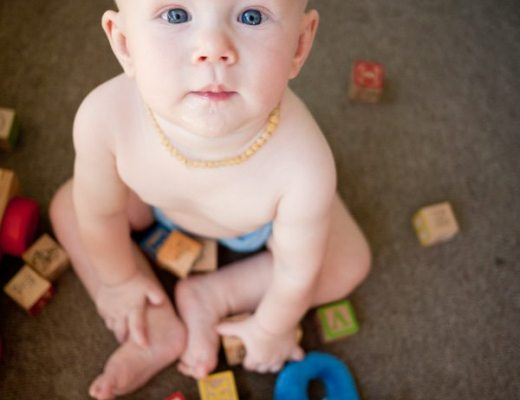 baby blue eyes | the mommyhood memos