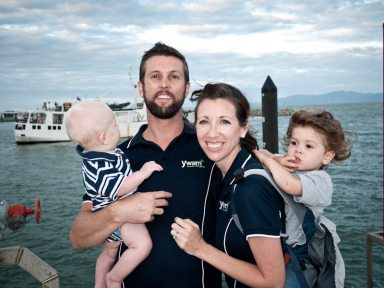 the booker family and the ywam medical ship