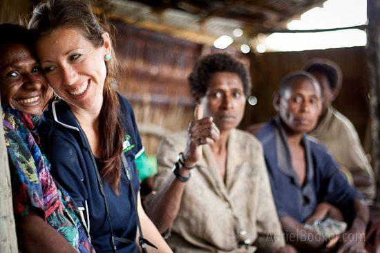 Adriel Booker Love A Mama Community PNG maternal health-220