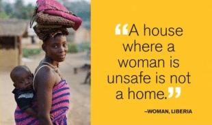 Violence against women: A global crisis