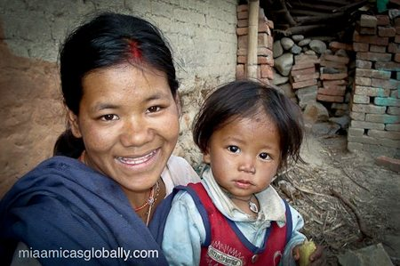 Clean Birth Kits - Love A Mama in Nepal this Mothers Day - AdrielBooker.com