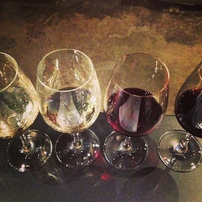 travel without kids - wine tasting