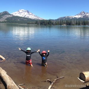 @adrielbooker cascade mountains