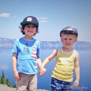 @adrielbooker two sons