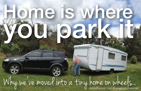 Home Is Where You Park It Why Weve Moved Into A Tiny House On Wheels