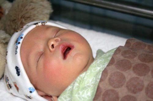 levi is born